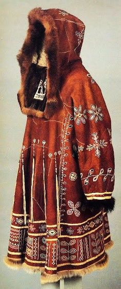 Siberia - The Koryak people of Kamchatka originally were migrants from the Slavic lands near the Poland and Ukraine almost 10,000 years ago - and migrated to the Islands between Alaska and Russia