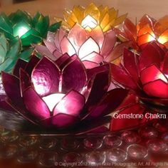 Beautiful Lotus Candle Holders-Inspirational Gifts