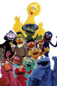 Can you tell me how to get... How to get to Sesame Street