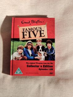 The Famous Five Complete DVD Box Set Review by Stef