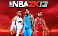 NBA 2K13 on Android is out!!!