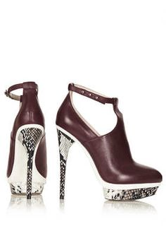 Awesome Stella Platform Shoe Boots