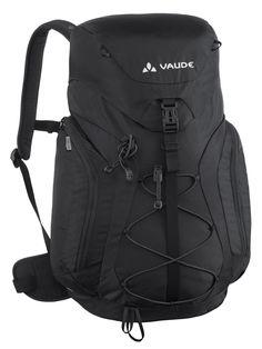 VAUDE Backpack Jura, Black, 52 x 35 x 22 cm, 20 liters, 11410: Amazon.de: Sport & Leisure