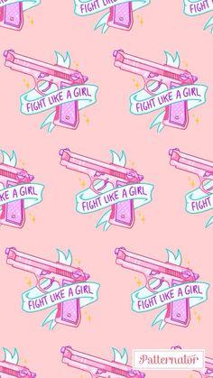 Pelea como chica ;)