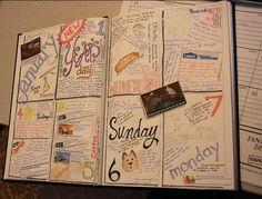Creative journalling