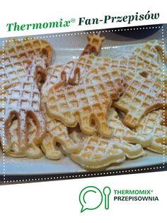 ciasto na gofry jest to przepis stworzony przez użytkownika Joanna O. Ten przepis na Thermomix<sup>®</sup> znajdziesz w kategorii Przepisy dla najmłodszych na www.przepisownia.pl, społeczności Thermomix<sup>®</sup>.