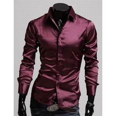 Camisa Social Casual Slim Fit Diamond