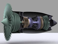 zip Model available on Turbo Squid, the world's leading provider of digital models for visualization, films, television, and games. Aerospace Engineering, Engineering Technology, Mechanical Engineering, Turbine Engine, Gas Turbine, Aircraft Parts, Aircraft Engine, Electric Jet Engine, Aviation Mechanic