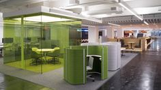 4 Reasons You Should Consider This Alternative Office Design | Fast Company | Business + Innovation