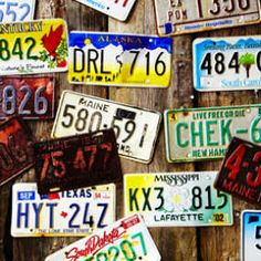 Best Car Games for Kids: The License Plate Game!