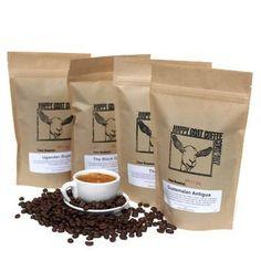 Happy Goat Coffee Connoisseur $35