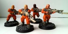 Astra Militarum, Conscripts, Imperial Guard, Lasgun, Penal Legion, Warhammer 40,000