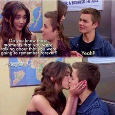 Girl meets world | first date. Riley and Lucas
