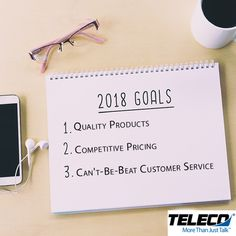 Along with a new year comes New Years resolutions. Our biggest goal this year is to continue to provide each and every one of our clients with the absolute best service we can give. Communication System, Resolutions, Telephone, Goals, Education, Phone, Teaching, Onderwijs, Studying
