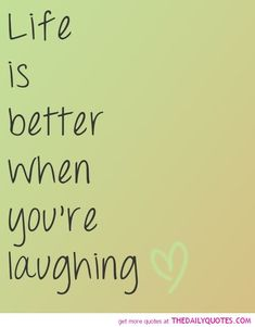 Life Is Better When You're Laughing Tarot kartenlegen online gratis | www.onlinetarotkartenlegen.de/
