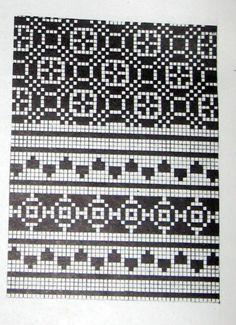 Lapas - Rokdarbu grāmatas un dažādas shēmas - Galerija - Cimdu raksti - draugiem. Knit Mittens, Knitting Socks, Hand Knitting, Knitting Charts, Knitting Patterns, Fair Isle Pattern, Graph Paper, Tapestry Crochet, Cross Stitch Charts