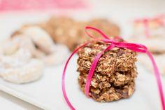 Fit Veronika: Zdravé vánoční pečení - ovesné sušenky a jiné