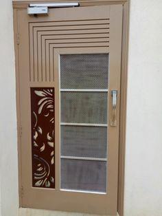 Modern Front Gate Design, Wooden Main Door Design, Double Door Design, Main Gate Design, Door Gate Design, Room Door Design, Door Design Interior, Interior Doors, Modern Gates