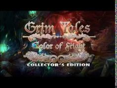 Download Final Version: http://wholovegames.com/hidden-object/grim-tales-color-of-fright-collectors-edition.html A shadow from the Gray family's past has returned for revenge. Can you save your family from their worst nightmares? Final Version for Mac: http://wholovegames.com/hidden-object-mac/grim-tales-color-of-fright-collectors-edition-2.html