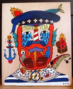 Conheça Ricardo Cavolo e suas fantásticas ilustrações tatuadas
