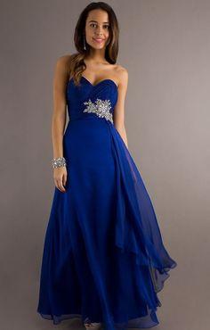 #Blue Bridesmaid Dress | Dress Journal