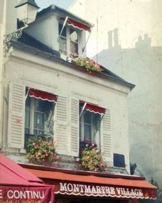 Paris Cafe Vintage by LafayettePlace