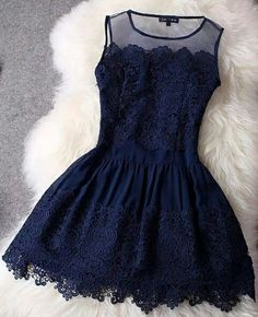lace dress on sale at reasonable prices, buy 2016 Big Stitching Lace Dress Sleeveless Vestidos Evening Mini Sexy Women Summer Dress from mobile site on Aliexpress Now! Pretty Dresses, Sexy Dresses, Beautiful Dresses, Casual Dresses, Short Dresses, Fashion Dresses, Dresses With Sleeves, Summer Dresses, Dresses Dresses