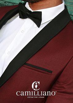 Costume Camilliano Chelsea Bordeaux #costumehomme #costumemarié #costumemariage #mode #tendancehomme #modehomme
