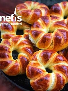 The Perfect Opening Recipe Like Cotton # Pamukgibimükemmelaçmatarif of # Poğaçatarif of the recipes backen backen rezepte bread bread bread Dessert Recipes, Dinner Recipes, Desserts, Good Food, Yummy Food, Bagel, Doughnut, Berries, Brunch