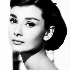 """""""Nothing is impossible, the word itself says I'm possible!"""" #AudreyHepburn   Happy Birthday to a timeless beauty!   #elasespas #tiffanysexperience"""