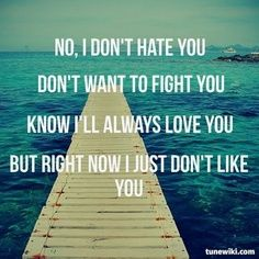 """""""Which to Bury, Us or the Hatchet?"""" by Relient K"""