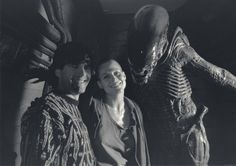 Alien 3 Behind-the-scenes