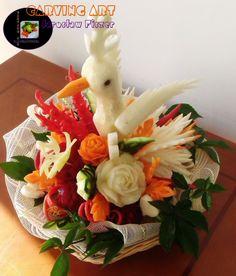 Gołąbek w bukiecie kwiatów :)