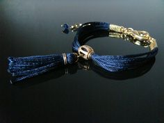 The Gable Collection Bracelet No. 11. by danggoods, via Etsy.