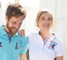 On découvre la collection Les Voiles de Saint-Tropez 2017, du sportswear chic haut de gamme pour avoir la classe cet été. A découvrir ici.