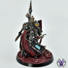 Adeptus Mechanicus: Tech-Priest Dominus #ChaoticColors #commissionpainting #paintingcommission #painting #miniatures #paintingminiatures #wargaming #Miniaturepainting #Tabletopgames #Wargaming #Scalemodel #Miniatures #art #creative #photooftheday #hobby #paintingwarhammer #Warhammerpainting #warhammer #wh #gamesworkshop #gw #Warhammer40k #Warhammer40000 #Wh40k #40K #Adeptusmechanicus #Mechanicus #Admech #Adeptusmechanicus #Mechanicum #TechPriestDominus Warhammer 40000, Tabletop Games, Gw, Priest, Miniatures, Tech, Creative, Artwork, Painting