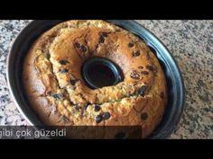 Havuçlu Elmalı Tarçınlı Lezzetli Yumuşacık Kek Tarifi - YouTube