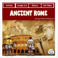 Ancient-Rome-1672727 Teaching Resources - TeachersPayTeachers.com