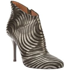 PREMIATA 'Jack' booties ($505) found on Polyvore