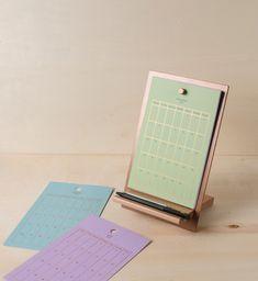 https://happilyeverpaper.com/en/atelier/desktop-calendar-no-1/copper