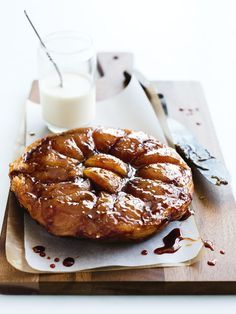 basic tarte tatin by Donna Hay #delicious #dessert #suburbansparkle www.suburbansparkle.com