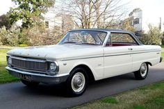 Ford Falcon, Post War Era, 1960s Cars, Australian Cars, Ford F Series, Ford Thunderbird, Car Ford, Ford Motor Company, Ford Mustang