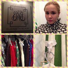 Haute on the Spot: Style: Report on the Elizabeth McKay Sample Sale
