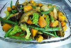 Sauteed Veggies Ala Pakbet - Mely's kitchen