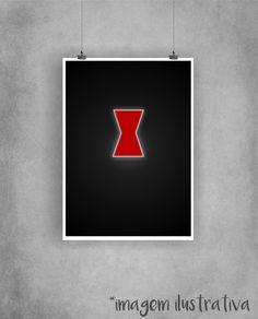 Poster Viúva Negra