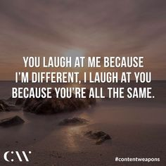 Laugh At Yourself, Attitude Quotes, I Laughed, Weapons, Content, Play, Amazon, Store, Google