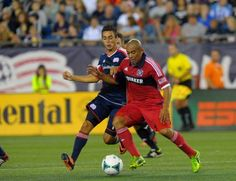 Postmatch review of Chicago Fire's loss to New England Revolution