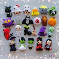 Halloween Crafts To Sell, Moldes Halloween, Cute Halloween Decorations, Adornos Halloween, Manualidades Halloween, Halloween Favors, Halloween Party Decor, Holidays Halloween, Crafts For Kids