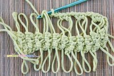 working hairpin lace