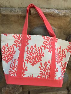 New 2015 Beach Bag Tote. Visit us at etsy.com/shop/gebbiesembroidery